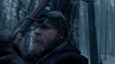 Leonardo DiCaprio fights a bear, dies and comes back to life in new The Revenant trailer