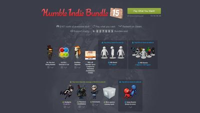 Humble Indie Bundle 15 arrives, now with Gang Beasts