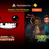 October's PS Plus games for PS4 revealed
