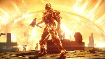 Destiny patch 2.0.0.5 fixes Hammer of Sol glitch, Black Spindle still safe