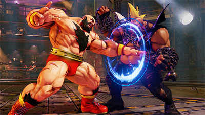 Zangief joins Street Fighter 5 roster, red tights and all
