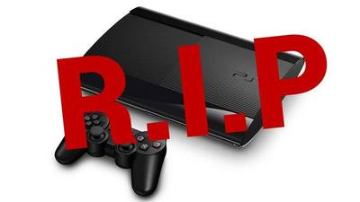 The PlayStation 3 has been officially discontinued