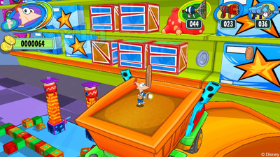 Phineas and Ferb: Day of Doofenshmirtz announced for PS Vita