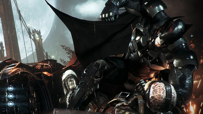 Batman: Arkham Knight will hopefully be playable on PC this month