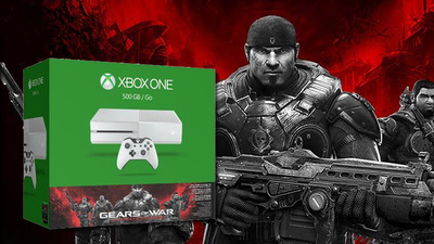 Microsoft's new Xbox One Gears of War: Ultimate Edition Bundle already discounted