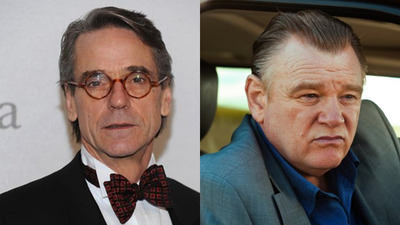 Jeremy Irons, Brendan Gleeson join cast of Assassin's Creed