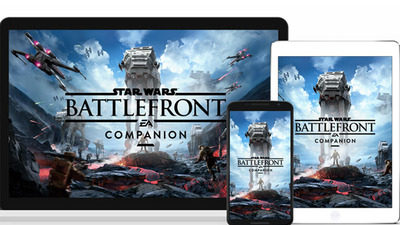 Star Wars Battlefront Companion app unveiled with Base Command card game