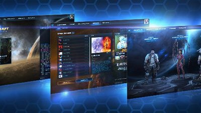 New navigational and chat overhauls for StarCraft 2 with patch 3.0