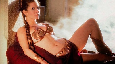 Leia's slave bikini sells for $96k