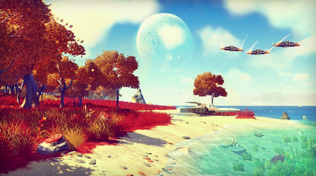 Latest No Man's Sky demo answers one question, creates ten more