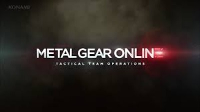 Metal Gear Online download files are on the way