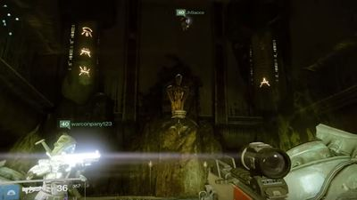 Destiny players discover secret room in King's Fall Raid