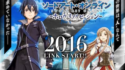 Sword Art Online: Hollow Realization coming to PS4 and Vita in 2016