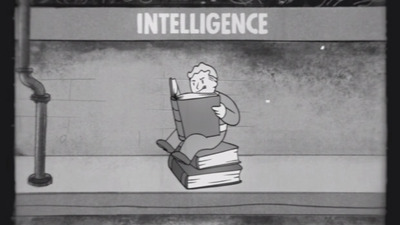 How intelligence will help you survive the post-nuclear wastelande of Fallout 4