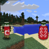 Minecraft adds flying capes in today's snapshot, see them in action