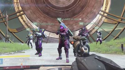 Husky Raid is back with another amazing Destiny dance show