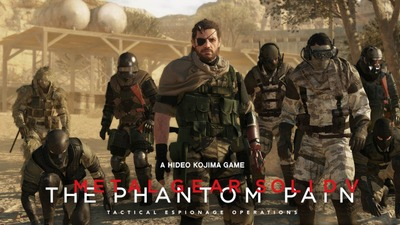 Metal Gear Solid V: The Phantom Pain's story is better than you think