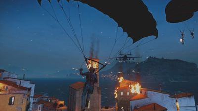 NYCC 2015: Watch four minutes of explosive Just Cause 3 gameplay