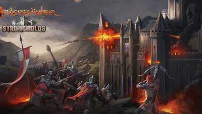 Neverwinter: Strongholds coming to Xbox One next month