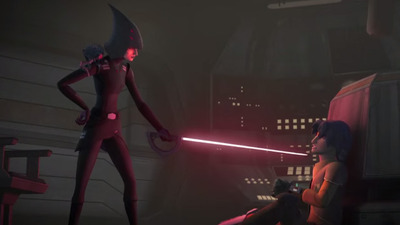 NYCC 2015: Star Wars Rebels Season 2 gets new trailer and teaser clip