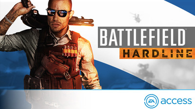 Battlefield Hardline joins EA Access for Xbox One