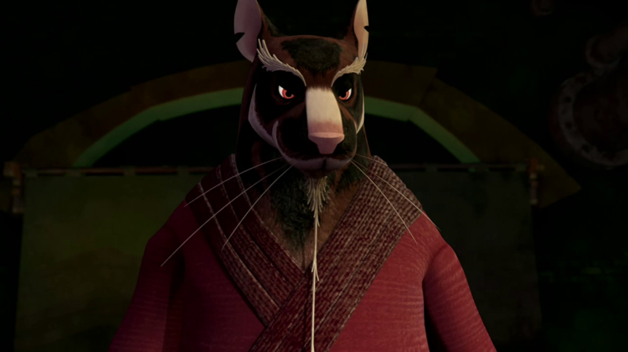 NYCC 2015: Update on Master Splinter in the upcoming ...