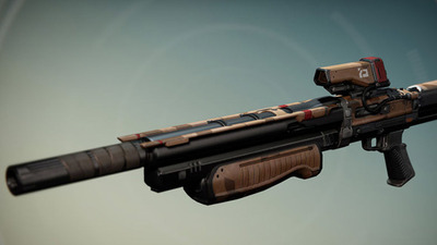 Big nerf to shotguns coming with Destiny's update next week