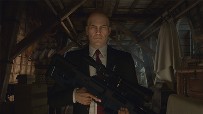 NYCC 2015: Hitman aims to please all fans with experimental release