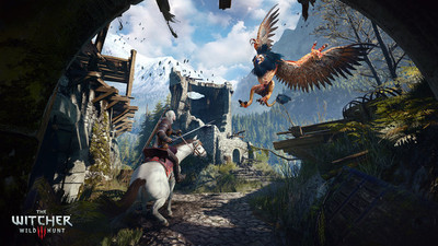 The Witcher 3: Wild Hunt patch 1.10 out now