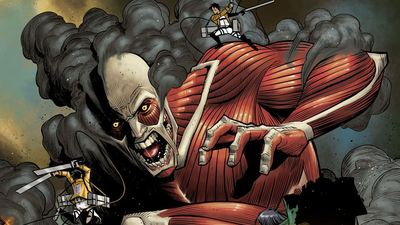 Attack on Titan anthology comic revealed at NYCC