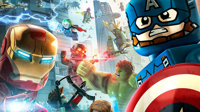 LEGO Marvel's Avengers just got a hell of a lot cooler