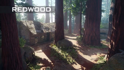 Call of Duty: Black Ops 3's new map looks like Endor