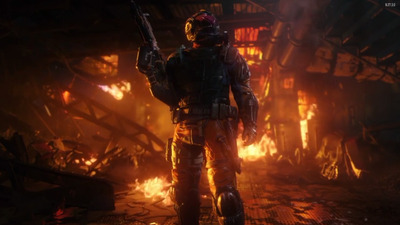 Call of Duty: Black Ops 3's new Specialist, Firebreak, is all about fire