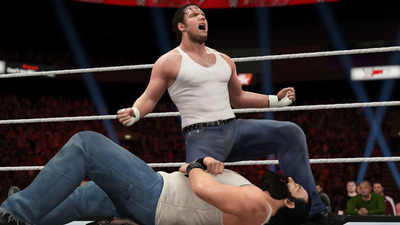Impressions from hands-on time with WWE 2K16
