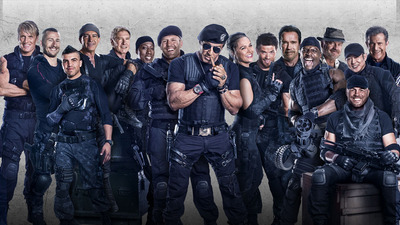 The Expendables 4 is in the works