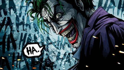DC gave permission for Killing Joke animated film to be Rated-R