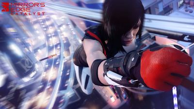 NYCC 2015: Mirror's Edge Catalyst feels like a second chance for a good idea