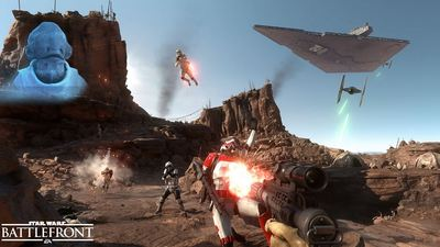 Star Wars Battlefront beta gets extended on Xbox One, PS4 and PC