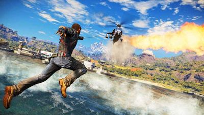 Preview: Just Cause 3 is a hard game to stop playing
