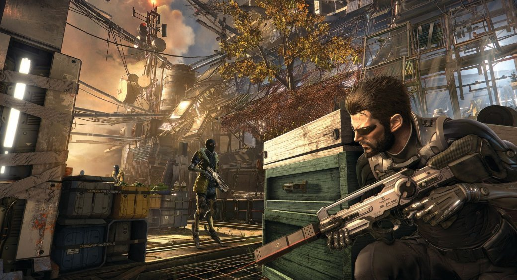 Preview: Deus Ex: Mankind Divided brings refinement over revolution