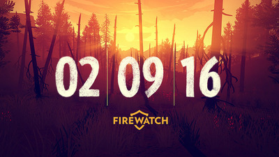 Firewatch gets PS4 release date