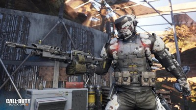 Call of Duty Black Ops 3 new difficulty mode kills you with one shot