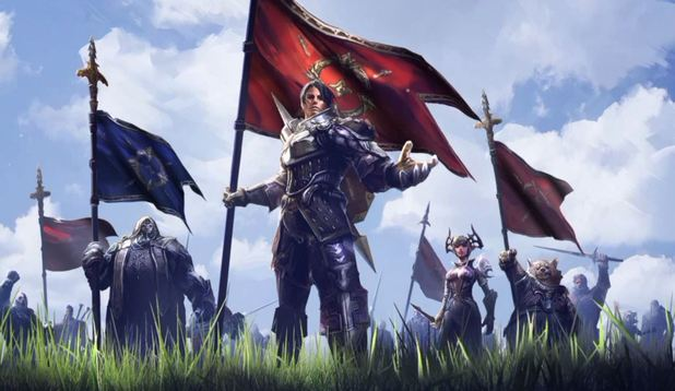 The Lost Isle is update in TERA is now live