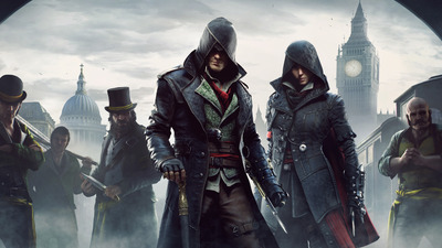 Historical Assassins Creed: Syndicate trailer introduces a couple of familiar faces