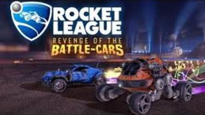 New Rocket League DLC -- Revenge of the Battle-Cars, available now for download