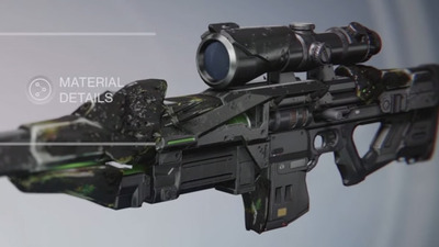 Destiny's Black Spindle is back up for grabs today