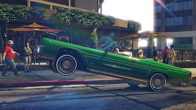 GTA Online: Lowriders trailer will rip your apple bottom jeans