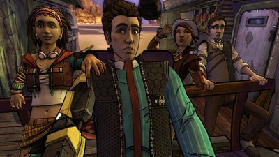 Tales of from the Borderlands receives its epic finale trailer