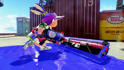 Splatoon Update Ver. 2.2.0 breaks out the nerf bat