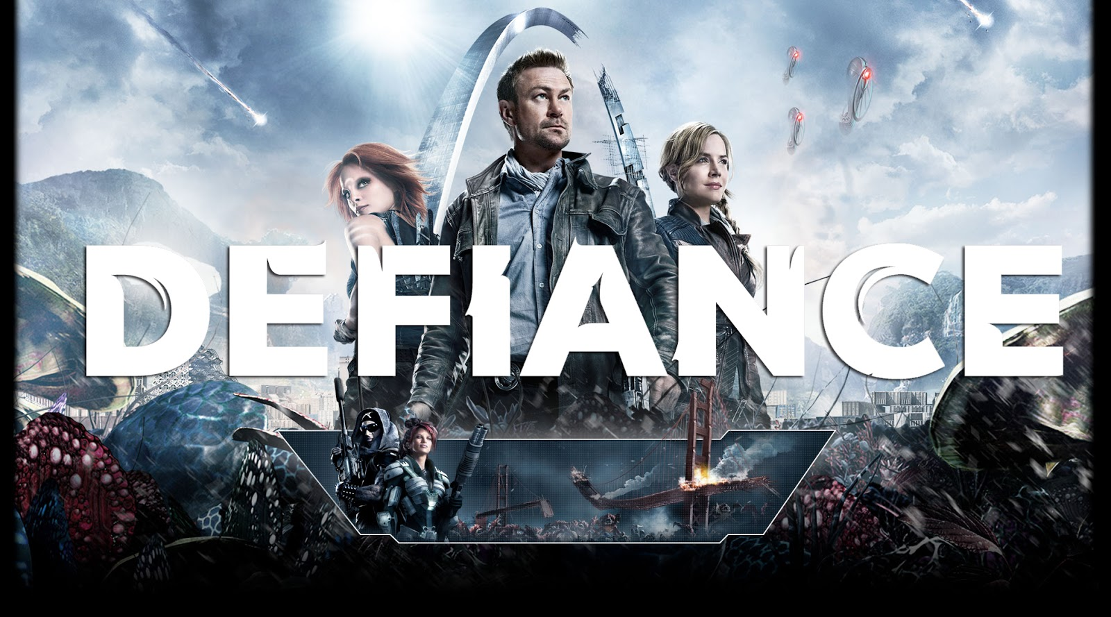 SyFy cancels the Defiance TV show  SyFy cancels th...